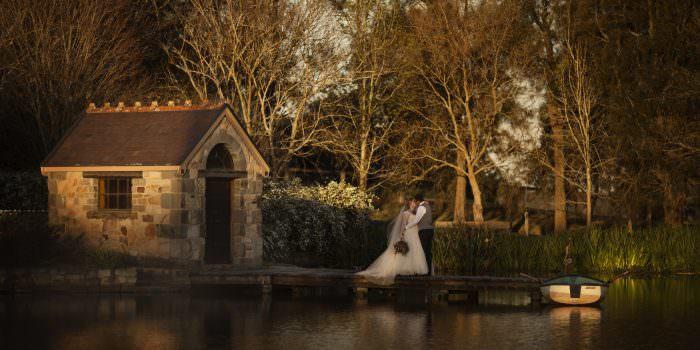 Albion Farm Wedding ~ Danielle & Luke
