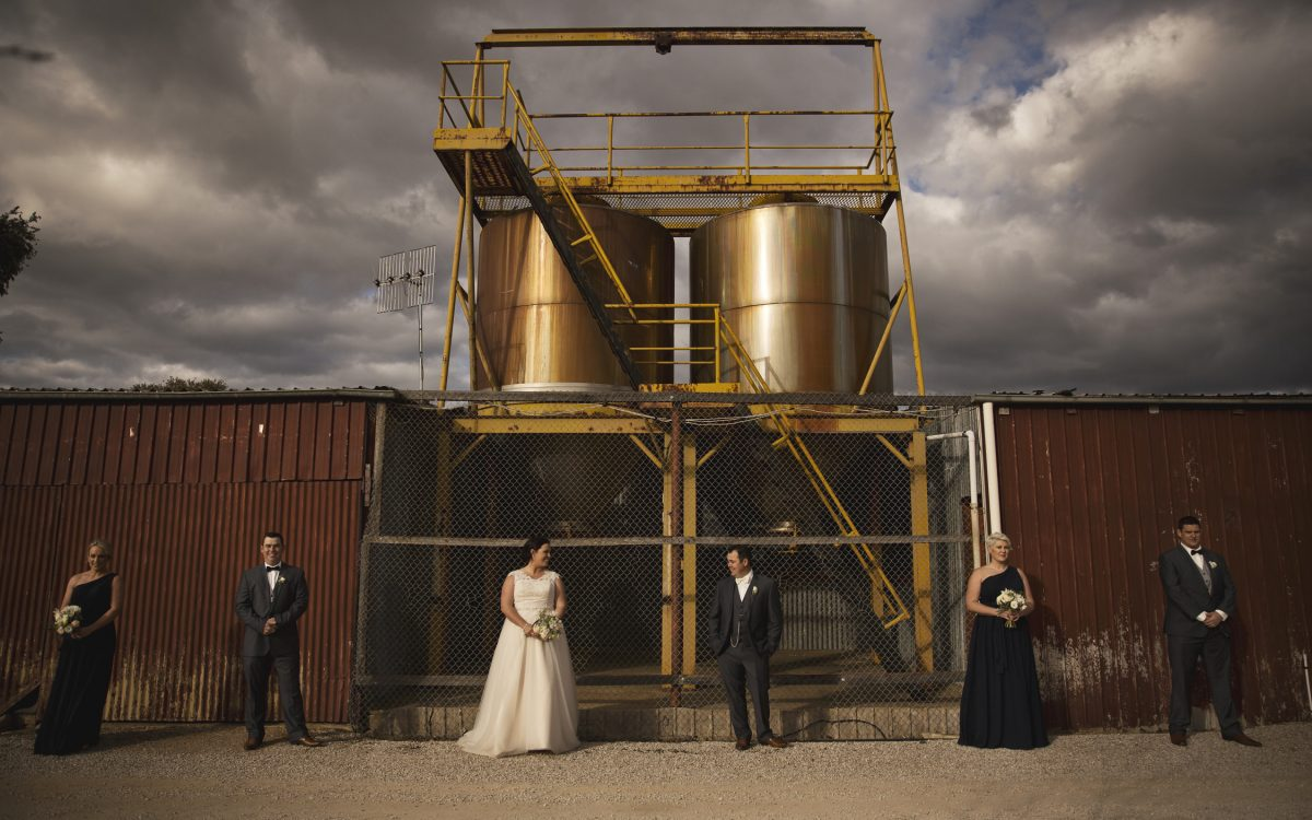 Augustine's at Mudgee Wedding ~ Erica + Tone
