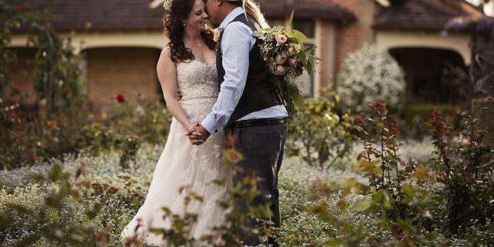 Albion Farm Wedding ~ Megan + Damien