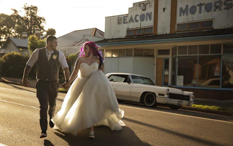 Walka Water Works Wedding ~ Merindah + Jamie