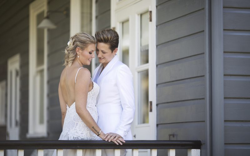 Circa 1876 Wedding ~ Amanda & Jo