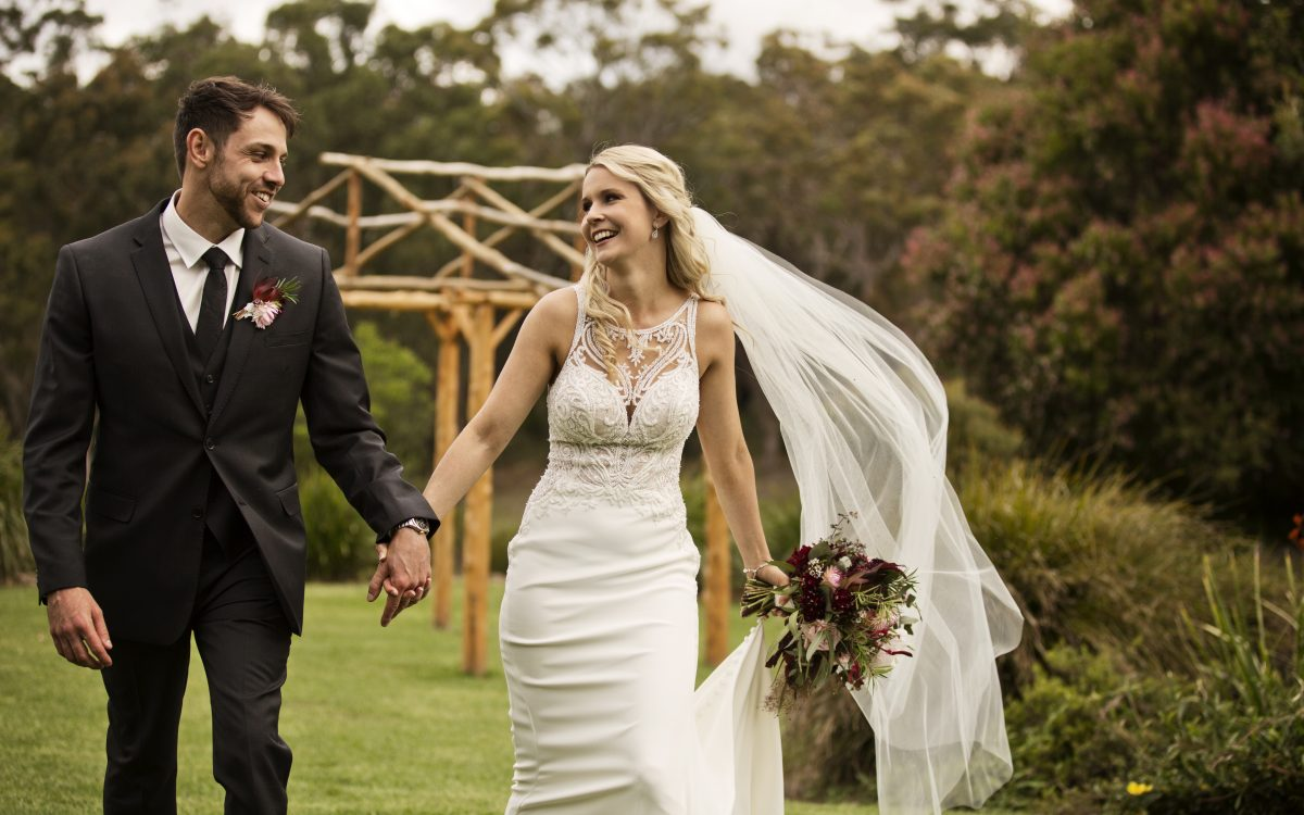 Somersby Gardens Wedding ~ Bridget & Joel