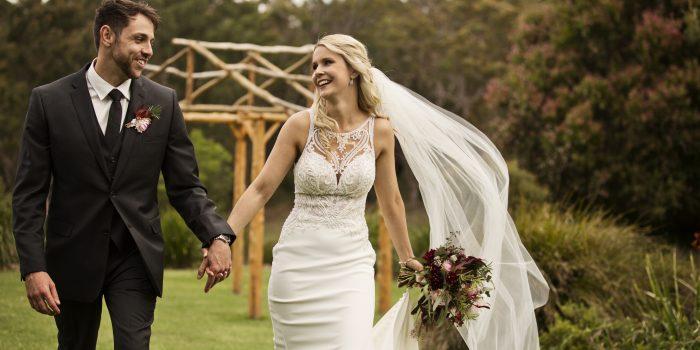 Somersby Gardens Wedding ~ Bridget & Joel