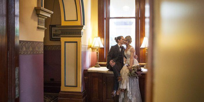 Mansfield House Wedding ~ Sarah & Mitch